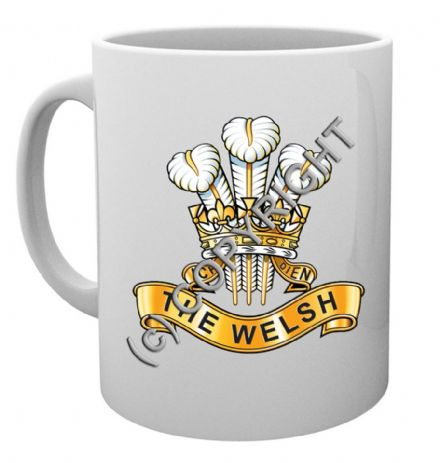 The Welsh Mug